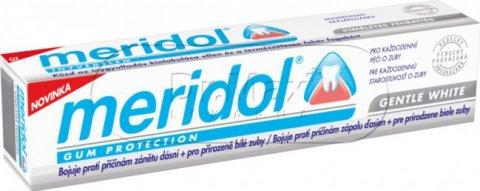 Meridol Gentle white 75ml