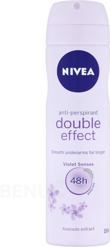 NIVEA Deo ženy DOUBLE EFFECT sprej AP 150ml č83764