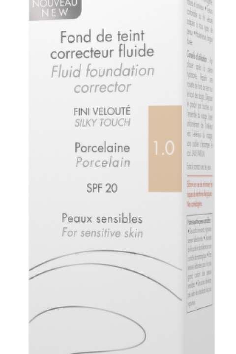 AVENE Couvrance Tekutý make-up porcel (01) 30ml