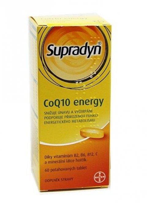 Supradyn CoQ10 Energy 60 tablet