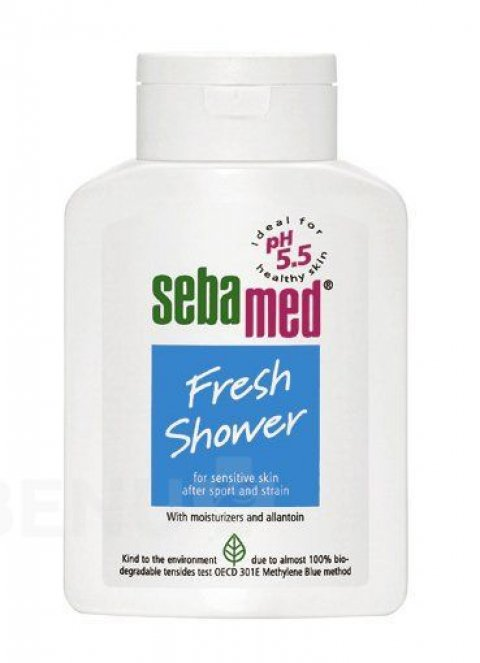 SEBAMED Sprchový gel shower fresh 200ml