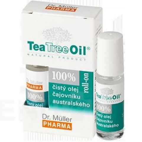 Tea Tree Oil roll-on 4ml (Dr.Müller)